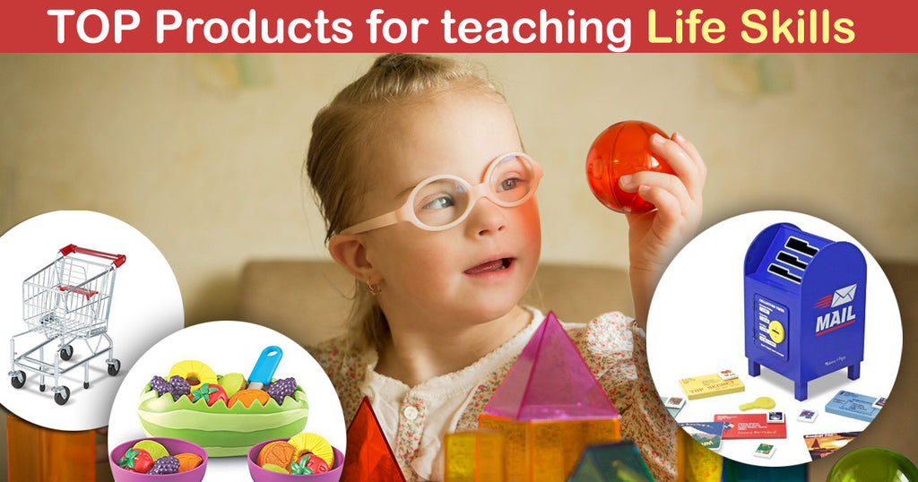 Promote independent life skills with these amazing products!
