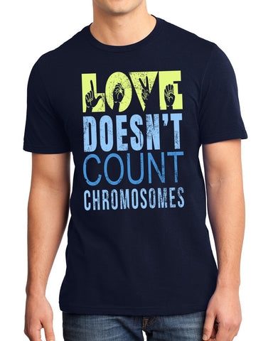 Image of LOVE Doesn't Count Chromosomes!