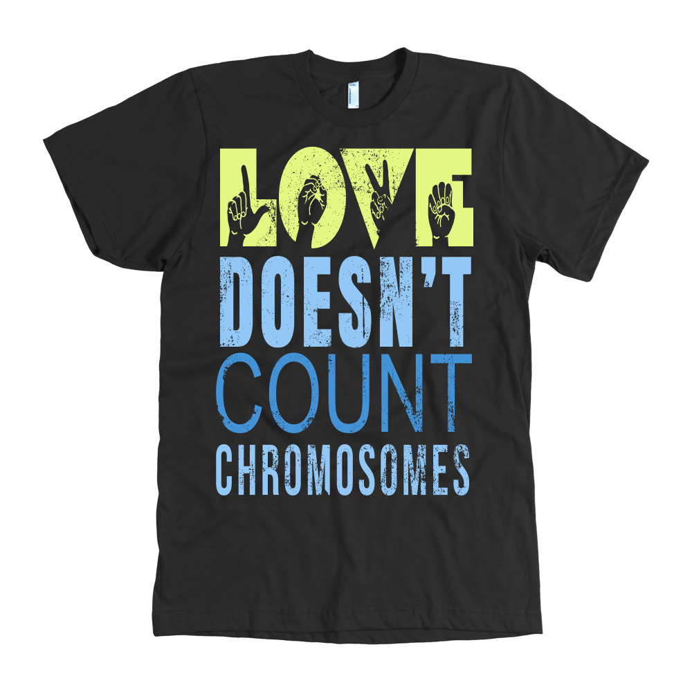 LOVE Doesn't Count Chromosomes!