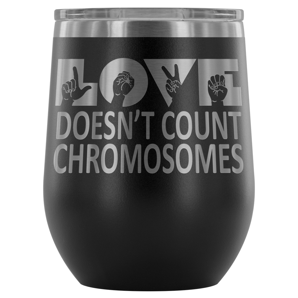 Love Doesn't Count Chromosomes - ASL