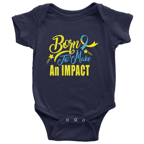 Image of Born to make an impact