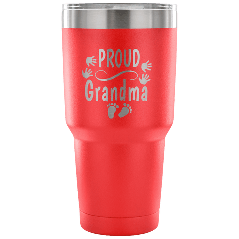 Image of Proud Grandma