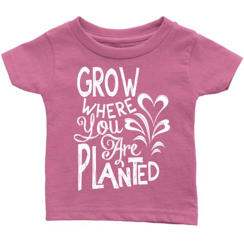 Image of Grow where you are planted