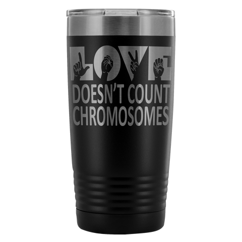 Image of Love Doesn't Count Chromosomes