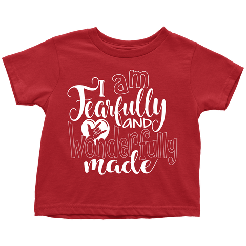 Image of Fearfully & Wonderfully Made