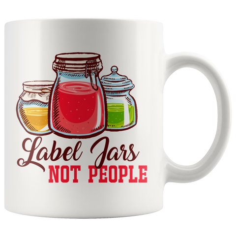 Image of Label Jars NOT People