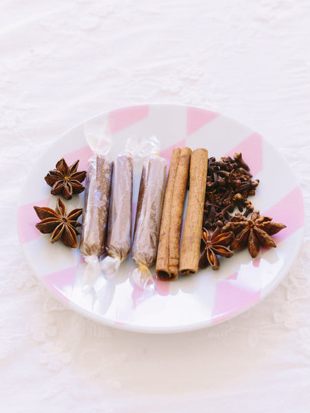 Chai Spiced Caramel Candy - Seasonal Flavor - Fall