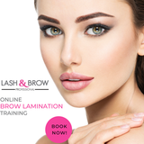 Brow Lamination Online Training Course