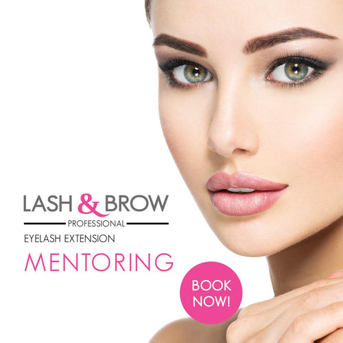 Eyelash Mentoring The Lash & Brow Company Slough