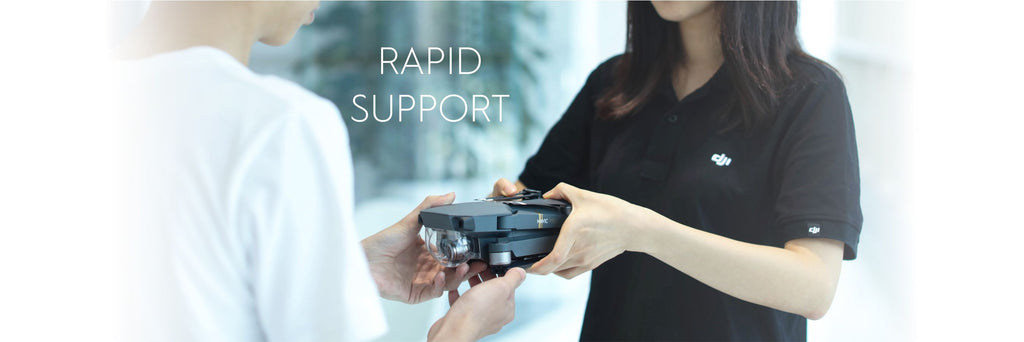 DJI Care Refresh - Rapid Support