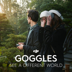 DJI Goggles | Dronelabs.ca - Top DJI drone camera dealer in Canada