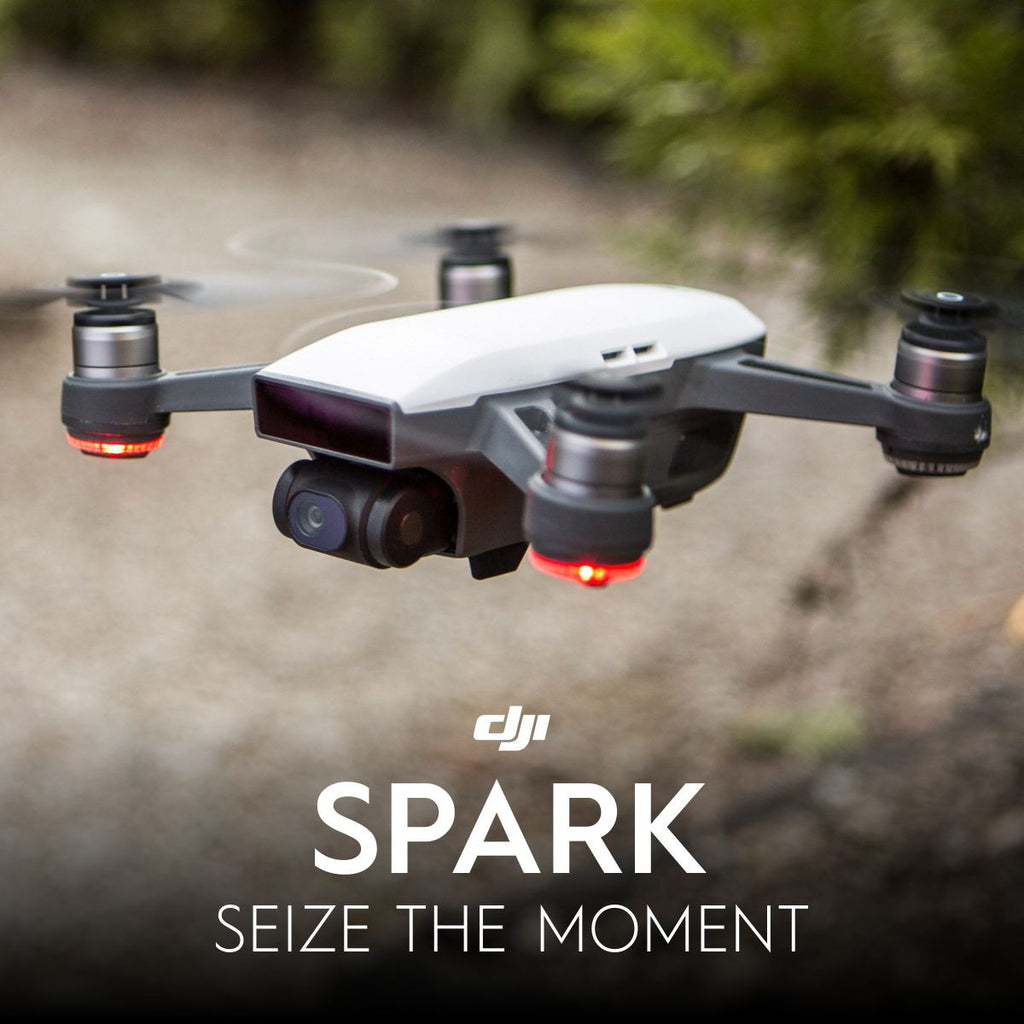 DJI Spark | Dronelabs.ca - Top DJI drone camera dealer in Canada