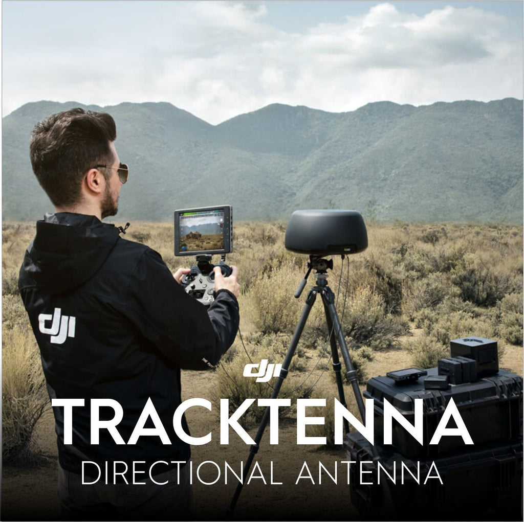 DJI Tracktenna | Dronelabs.ca - Top DJI drone camera dealer in Canada