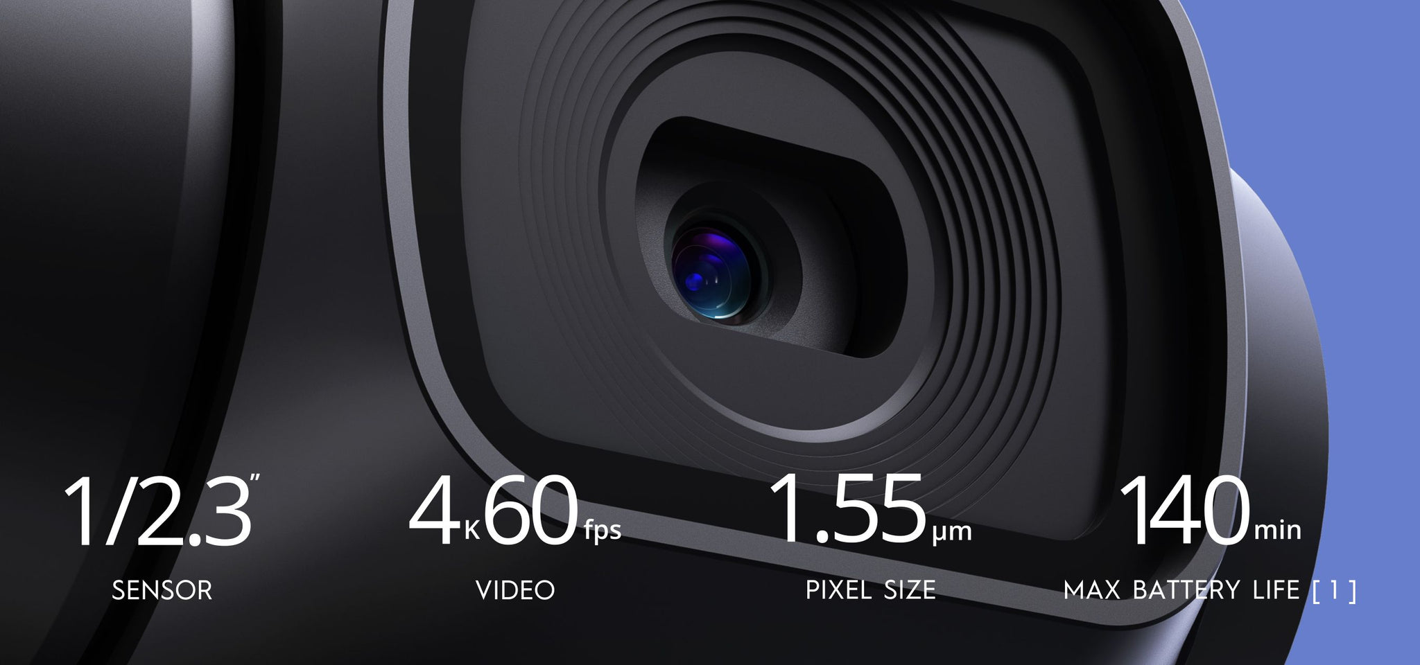 Osmo Pocket Cam Spec