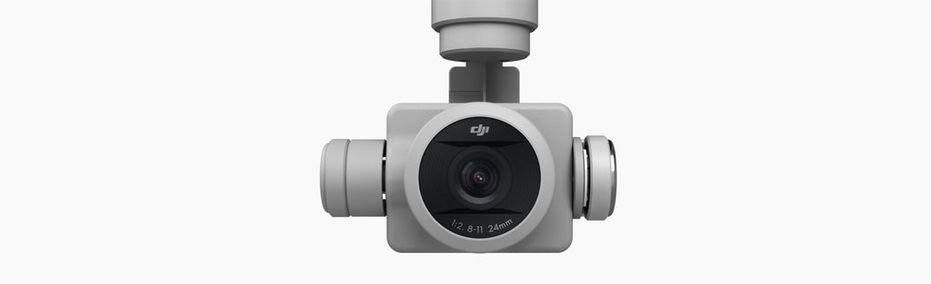 Phantom 4 Pro Advanced 20MP Sensor