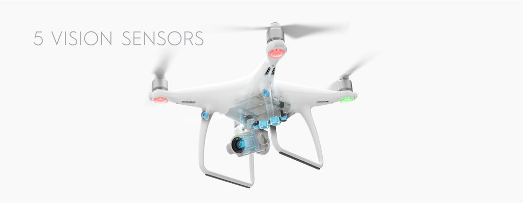Phantom 4 Advanced Sensors