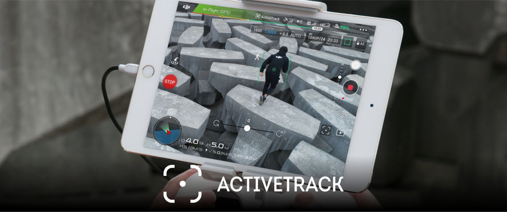 Phantom 4 Advanced ActiveTrack