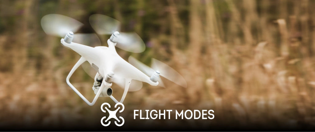 Phantom 4 Advanced Flight Modes