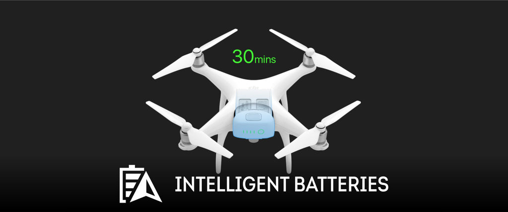 Phantom 4 Advanced Intelligent Batteries