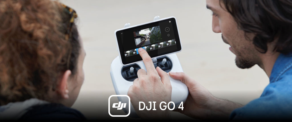 Phantom 4 Advanced DJI GO 4