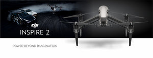 DJI Inspire 2 | Dronelabs.ca - Top DJI drone camera dealer in Canada