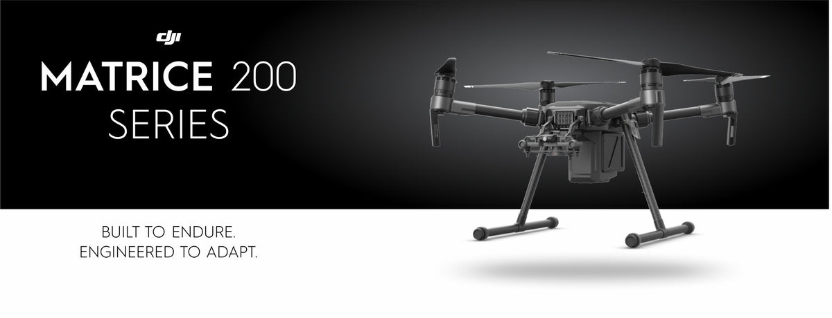 DJI Matrice 200 Series | Dronelabs.ca - Top DJI drone camera dealer in Canada