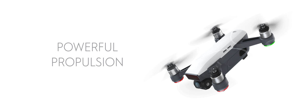 DJI Spark Powerful Propulsion | Dronelabs.ca