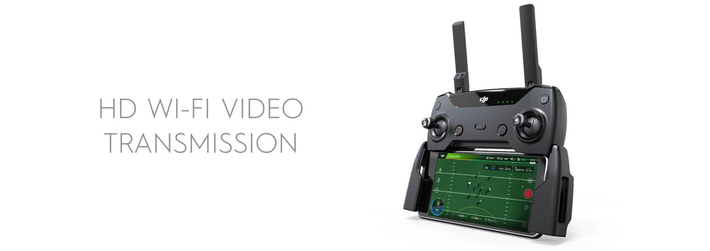 DJI Spark HD Wi-Fi Video Transmission | Dronelabs.ca