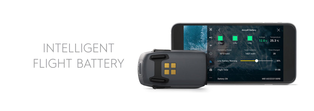DJI Spark Intelligent Flight Battery | Dronelabs.ca