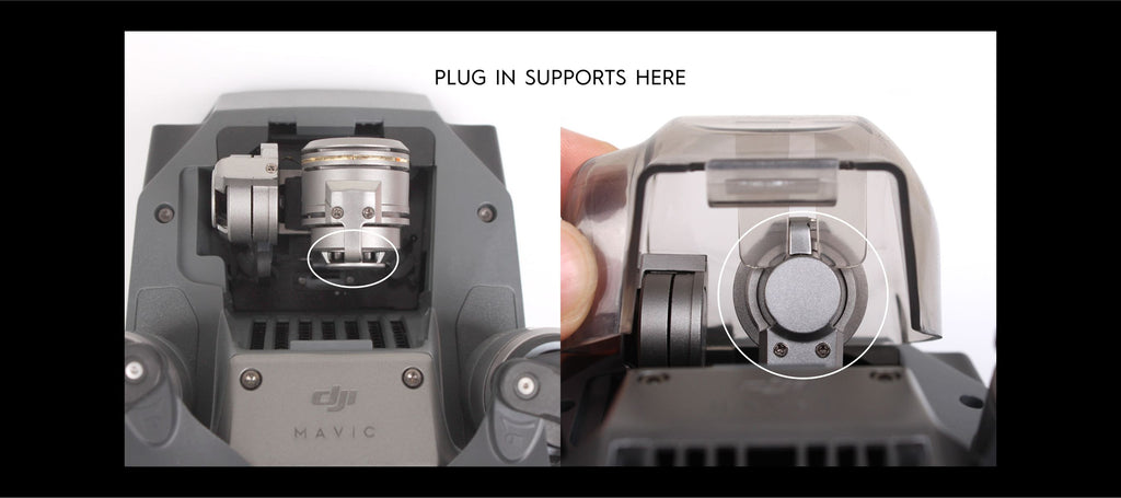 SunnyLife Gimbal Camera Guard for Mavic