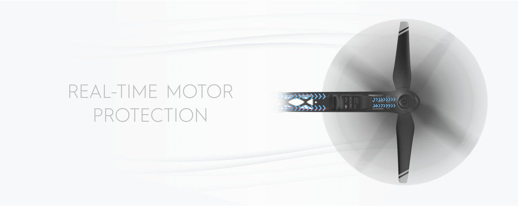 Takyon Racing Series - Real Time Motor Protection