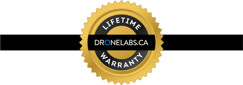 Dronelabs Warranty
