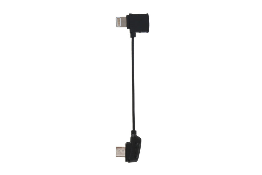 Mavic - RC Cable (Lightning connector) - DroneLabs.ca