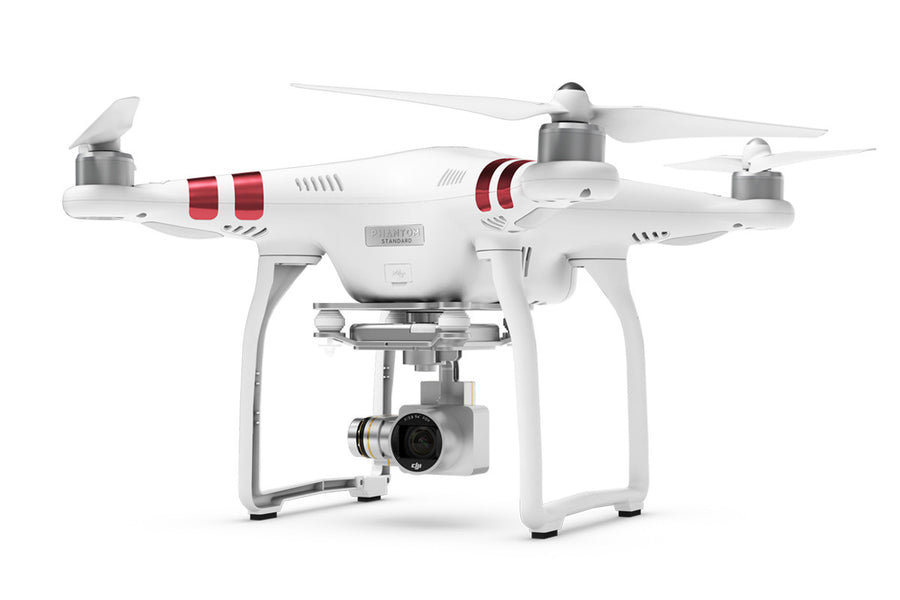 Phantom 3 Standard with Extra Battery and Hardshell Backpack - DroneLabs.ca