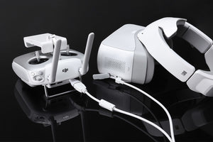 DJI Goggles HDMI (Type A) Female to HDMI (Type C) Male Adaptor - DroneLabs.ca