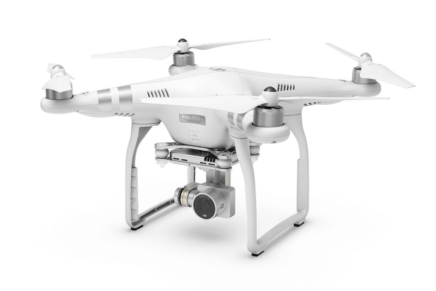 Phantom 3 Advanced with Extra Battery and Phantom Backpack - DroneLabs.ca