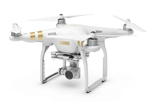 Phantom 3 Professional with Extra Battery and Hardshell Backpack - DroneLabs.ca