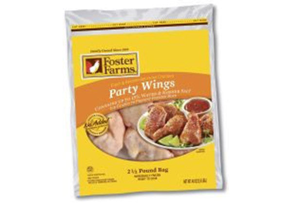 frozen chicken wings how to cook