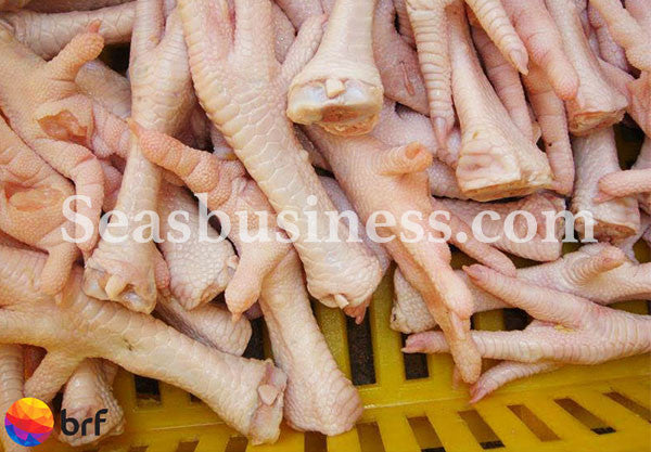 Brf Chicken Feet 40g Seasbusiness