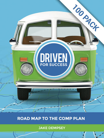 Driven for Success - Pack of 100