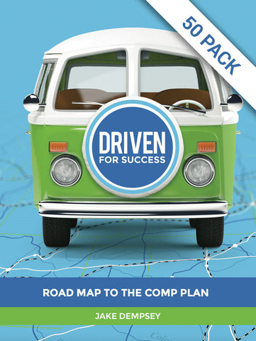 Driven for Success - Pack of 50