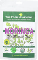 Moringa - raw organic powder - The Food Movement