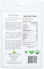 Red Maca - The Food Movement