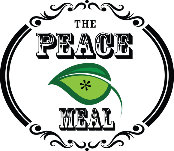 THE PEACE MEAL MULTI GREEN PROTEIN 10 OZ