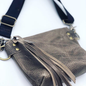 Leather Birdie Hip Bag