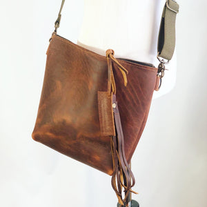 The Day Tripper Leather Bag