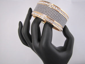 Crystal Cuff - Whitehot Jewellery - 3