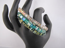 Load image into Gallery viewer, Trinity (Green) Bracelet - Whitehot Jewellery - 3