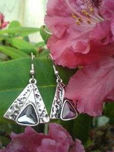 Aztec Earrings - Whitehot Jewellery - 3