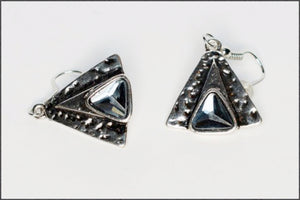 Aztec Earrings - Whitehot Jewellery - 1